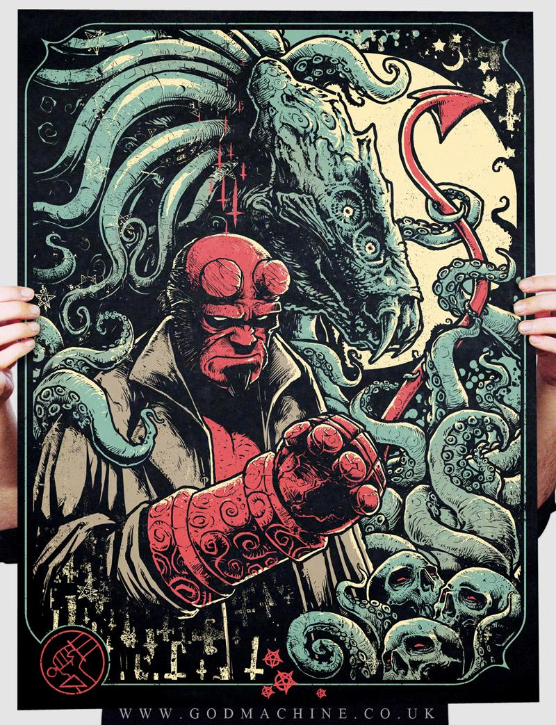 Godmachinehellboy
