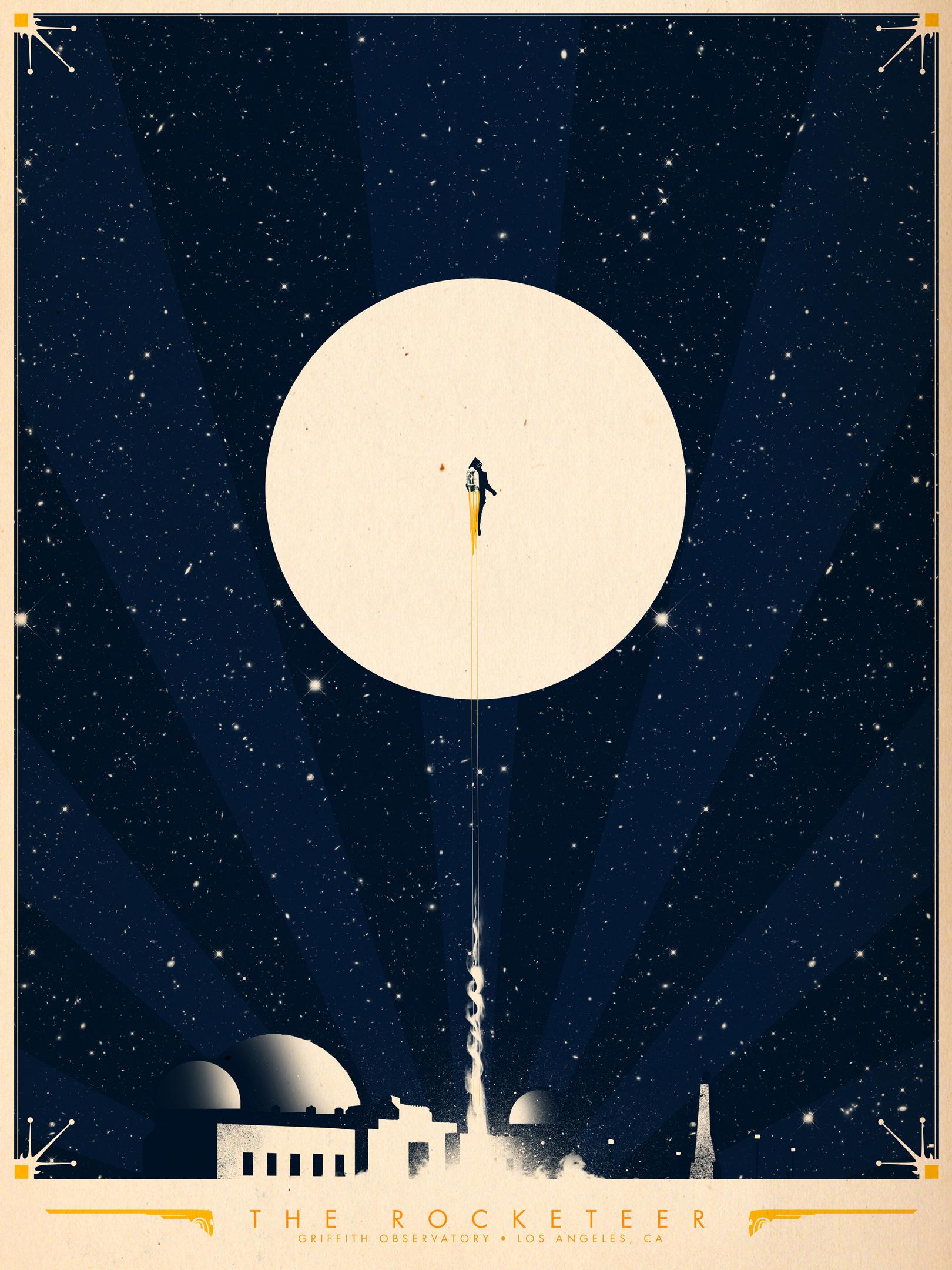 "Justin Van Genderen ""Griffith Observatory"""