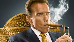 arnold cigar thumb