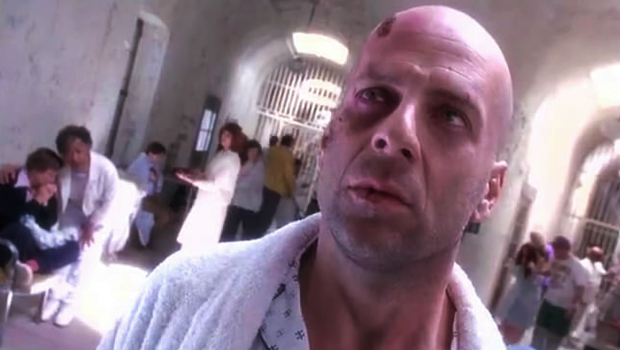 12 Monkeys Bruce Willis