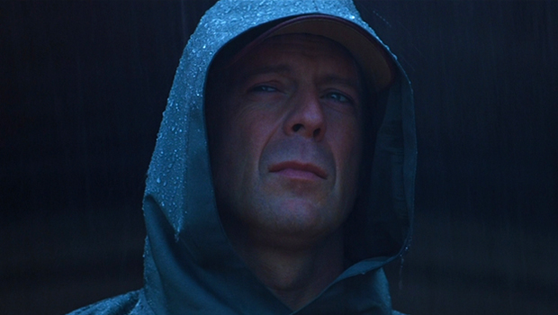 Unbreakable Bruce Willis