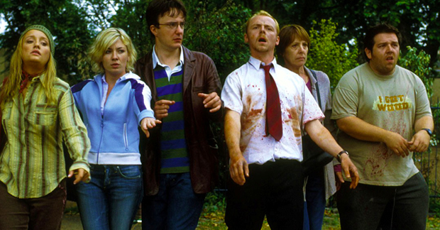 shaun of the dead top liste