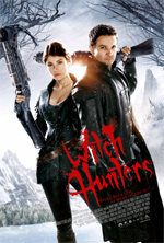 witch hunters poster