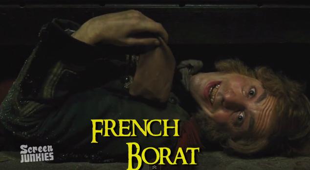 french borat
