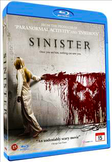 sinister cover