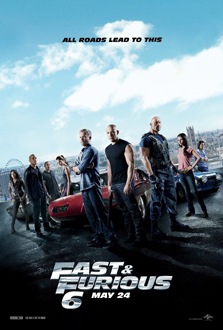 fast6 poster
