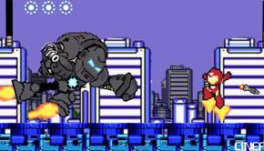 iron man 8-bit thumb