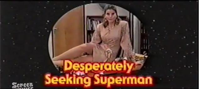seeking superman
