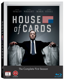 house of cards 1 cover