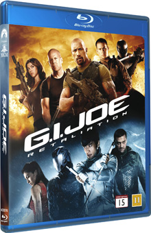 G.I. Joe Retaliation cover