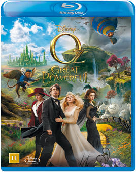Oz Great cover