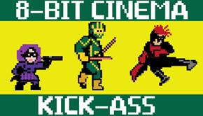 kick ass 8 bit