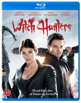witch hunters cover