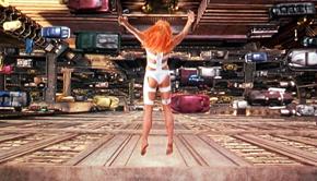 fifth element falling