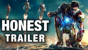 iron man 3 honest trailer