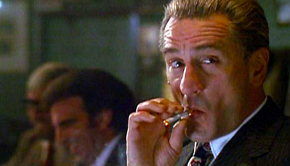 robert de niro smoke