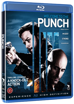 welcome to the punch cover