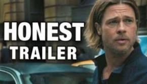 world war z honest trailer