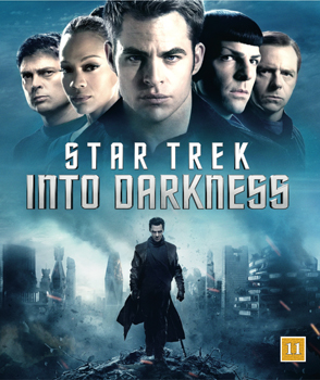 Star Trek Into Darkness cover