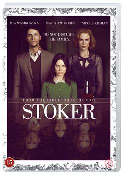 Stoker dvd cover