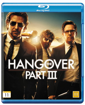 hangover 3 cover