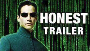 matrix honest trailer