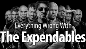 the expendables wrong