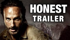 walking dead honest trailer