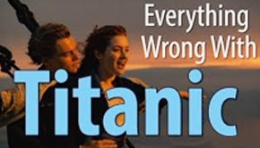 Everything Wrong With Titanic alle fejl
