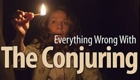 conjuring thum everything wrong