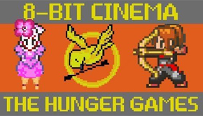hunger games 8 bit