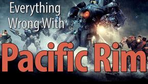 pacific rim wrong alle fejl
