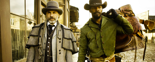 Django Unchained top 10