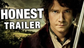 hobbit honest trailer