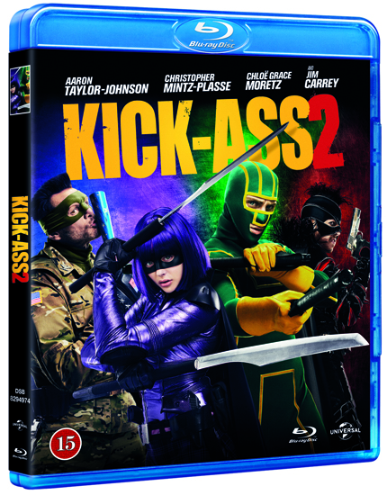 kick ass 2 cover