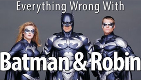 batman robin wrong
