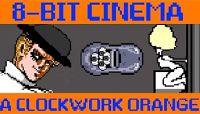 clockwork orange spil 8 bit
