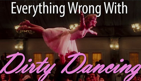 dirty dancing wrong