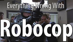 robocop wrong thumb