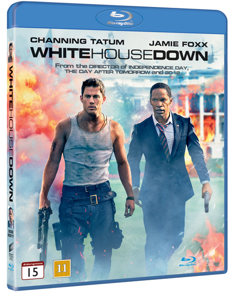 white house down cover