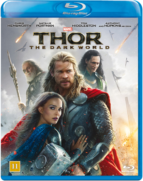 Thor Dark world cover