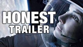 gravity honest trailer