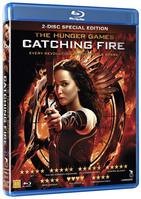 hunger games catching fire cover
