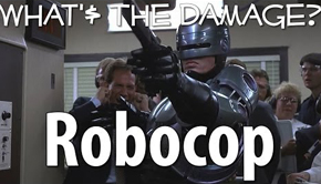 robocop damage what's the