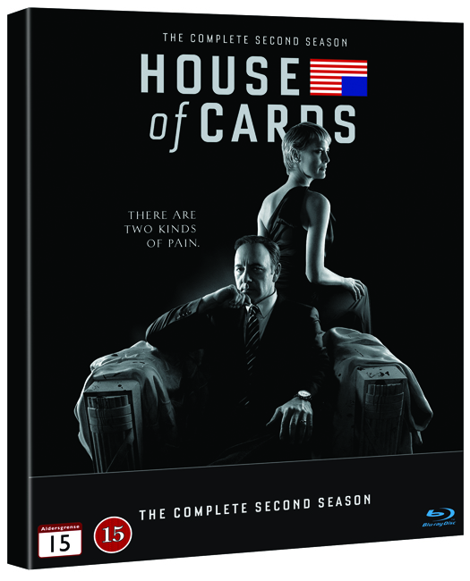 house of cards 2 cover
