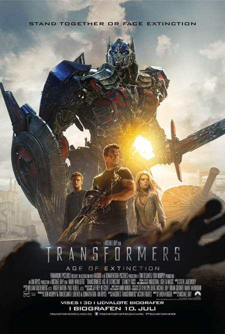 Transformers 4 Age of Extiction