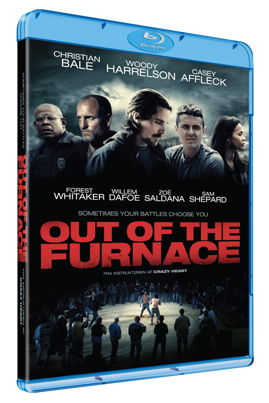 Out of the Furnace cover