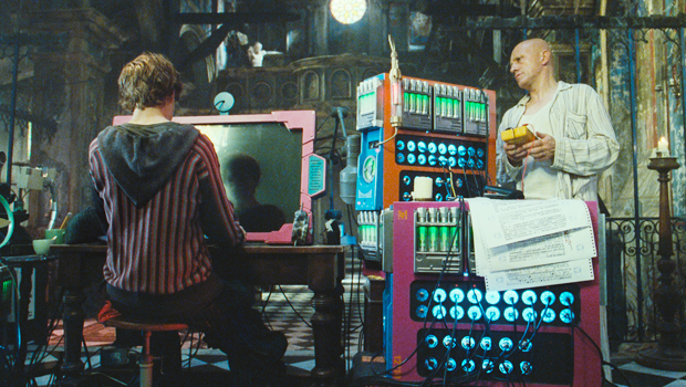 The Zero Theorem blu-ray 03