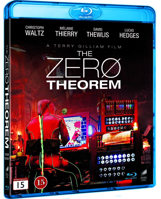 The Zero Theorem cover