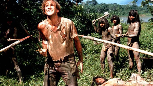 cannibal holocaust Blodig Weekend 2014